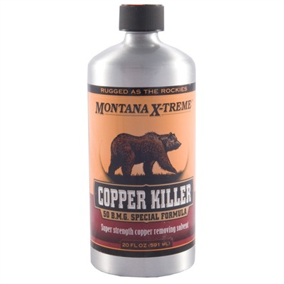 Western Powders Montana X-Treme Copper Killer - 20 Oz. Copper Killer
