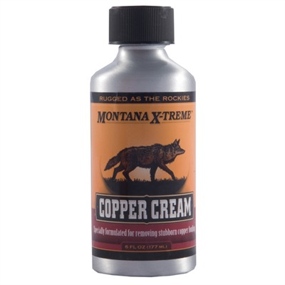 Western Powders, Inc. Montana X-Treme? Copper Cream