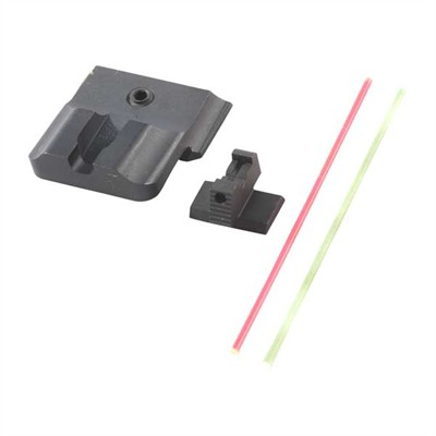 Warren Tactical Series S&W M&P Tactical Fiber Optic Sight Sets