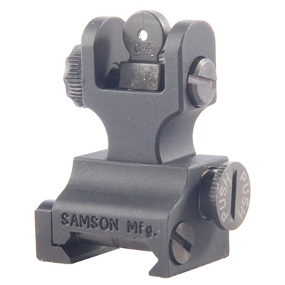 Ar-15/M16 Quickflip~ Folding Rear Sight