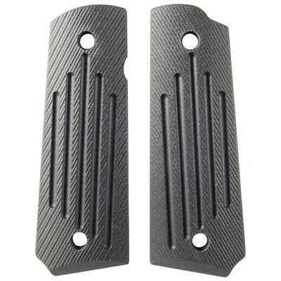 Harrison Design & Consulting 1911 Carry Groove Grips - Carry Groove Grips, Full-Size