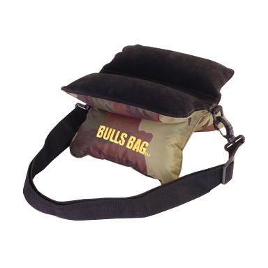 Bulls Bag Field Camo Poly Bag W/Carry Strap 10