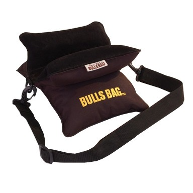 Bulls Bag Field Blk Poly Bag W/Carry Strap 10