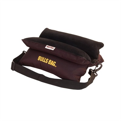 Bulls Bag 100-005-688 Bench Blk Poly Bag W/Carry Strap 15''''