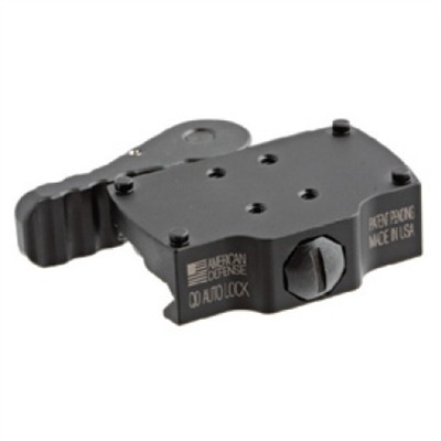 American Defense Manufacturing Eotech Mrds Mounts