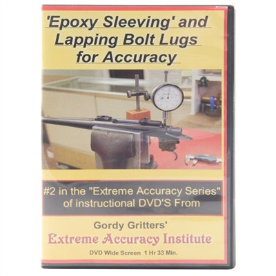 Extreme Accuracy Institute Epoxy Sleeving And Lapping Bolts Dvd