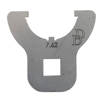 Ar-Style .308 7.62 Lite Rail Barrel Nut Wrench