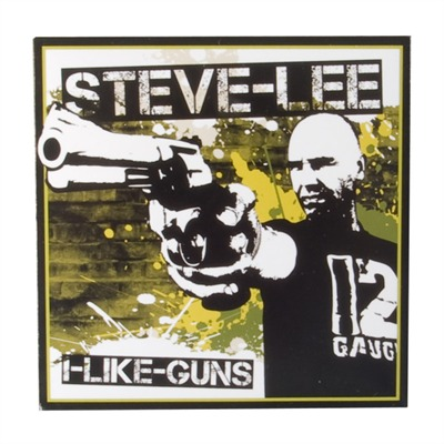 "Steve Lee ""i Like Guns"" Cd Discount"