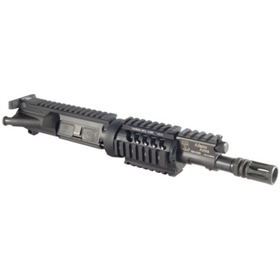 Ar-15/M16 Tactical Elite Piston Upper Receivers - Gas Piston Upper Receiver Pistol Length Melonite