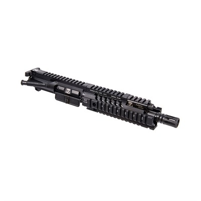 Ar-15/M16 Tactical Elite Piston Upper Receivers - Gas Piston Upper Receiver, Pistol Extended Rail