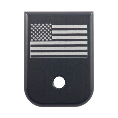 Tactical Supply Depot Logo Extended Mag Pad For Glock?