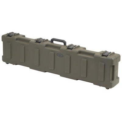 Skb Gun Case Roto Mil-Std Ata Weapon Cases - Roto Mil-Std Ata Single Weapon Case, O.D. Green