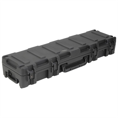 Skb Gun Case Roto Mil-Std Ata Weapon Cases - Roto Mil-Std Ata Double Weapon Case, Black