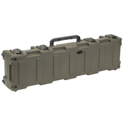 Skb Gun Case Roto Mil-Std Ata Weapon Cases - Roto Mil-Std Ata Double Weapon Case, O.D. Green