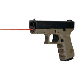 Lasermax, Inc Guide Rod Laser Sight - Guide Rod Red Laser Gen 1-3 Glock 19, 23, 32, 38y