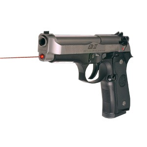 Lasermax, Inc Guide Rod Laser Sight - Guide Rod Red Laser Beretta 92/96