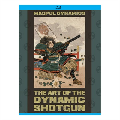 The Art Of The Dynamic Shotgun The Art Of The Dynamic Shotgun  Blu-Ray