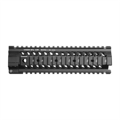 Samson Manufacturing Corp Ar-15/M16 Star Handguards - Tactical Accessory Rail System Ar-15 Mid-Length 9