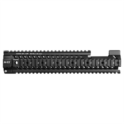 Ar-15/M16 Star Handguards - Tactical Accessory Rail System Ar-15 Mid-Length 12in Black