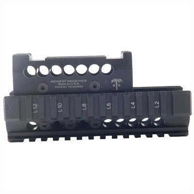Ak 47/74 Universal Handguard Ak Complete Handguard Black Fits Aimpoint T 1 Micro Discount
