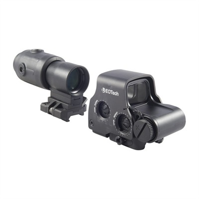 Buy Eotech Holographic Sight & Magnifier Combo