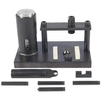 Ak-47/Akm/Ak-74 Trunnion Riveting Tool