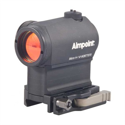 Buy Aimpoint Micro H-1 Red Dot Sight With Flattop Mount