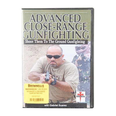 One Source Tactical 100-007-011 Close Range Gunfighting Dvds