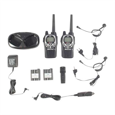 Gxt Handheld Radio Set