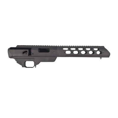 Modular Driven Technologies Rem 700 Tac 21 Sa Stock Chassis Aluminum Blk Online Discount