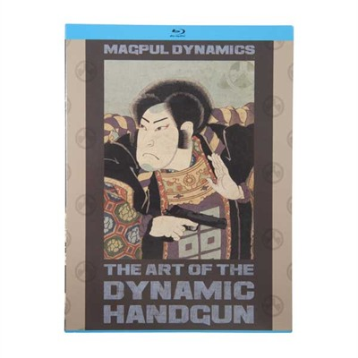 The Art Of The Dynamic Handgun - Art Of The Dynamic Handgun, Blu-Ray