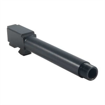 Threaded Barrel For Glock® - Model 17 Threaded Barrel, 9mm