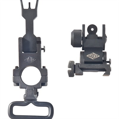 Ar-15 Gas Block Front Sight & Rear Sight Combo