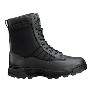 "Classic 9"" Tactical Boots Classic 9"" Swat Tactical Boots Black Size 9 1/2 Discount"