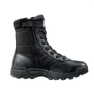 "Classic 9"" Side Zip Tactical Boots Classic 9"" Side Zip Boots Black Size 9 1/2 Discount"