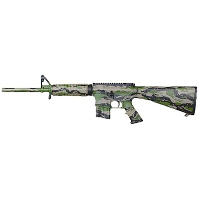Lauer Custom Weaponry Peel 'N Spray Camo Template - Peel 'N Spray Template, Advan. Tiger Stripe