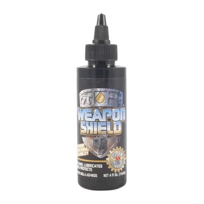 Steel Shield Technologies Weapon Shield Clp Oil - Weapon Shield 4oz