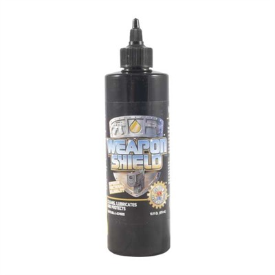Steel Shield Technologies Weapon Shield Clp Oil - Weapon Shield 16oz