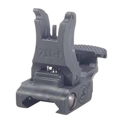"Ar-15  Flip-Up Front Sight - 1.414"" Flip-Up Front Sight Polymer Black"