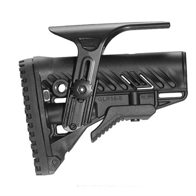 Buy Fab Defense Ar-15/M16 Glr-16 Polymer Commercial Buttstock
