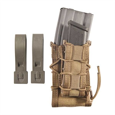 Magazine Carrier Double Decker Taco Molle Mount - Double Decker Taco Mag Pouch Coyote