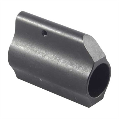 Midwest Industries Ar-15 Gas Block Low Profile - Ar-15 Gas Block Low Profile .625 Steel Black