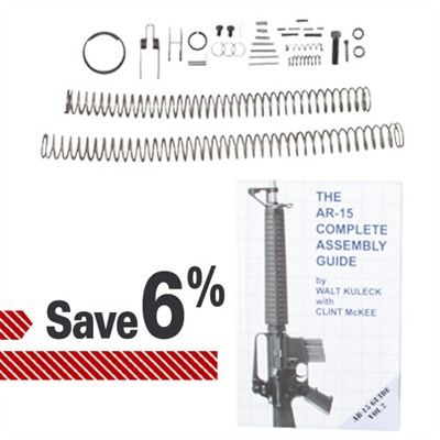 Ar-15 Complete Assembly Guide With Parts