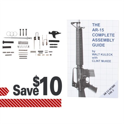 Buy Brownells Ar-15 Complete Assembly Guide With Parts