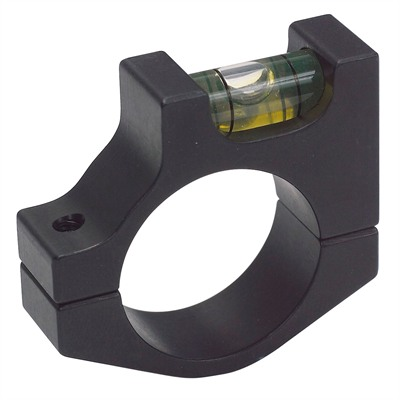 Sinclair Offset Scope Level - 1'''' Scope Level, Black
