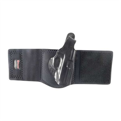Ankle Glove Holsters - Rh Operator Ankle Glove Holster, Black, Walther Ppk/Srh