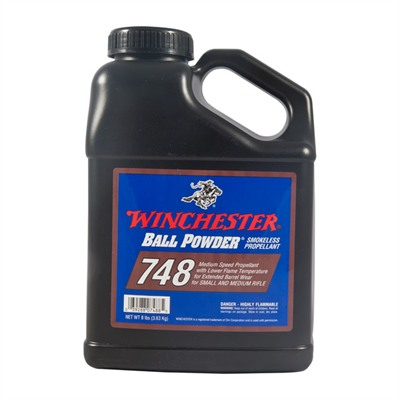 748 Smokeless Powder - 748 Smokeless Powder 8lb