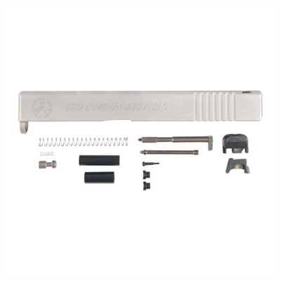 Tactical Slide Kits For Glock Slide Kit For Glock 19 Std Sight Cut Discount
