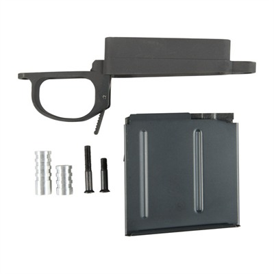 Remington 700 Bottom Metal & Magazine - Remington 300wm 5rd 3.715 Bottom Metal