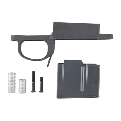 Remington 700 Bottom Metal & Magazine - Remington Sa 308 5rd Bottom Metal